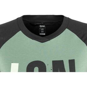 ION Letters Scrub AMP T-Shirt Dames, sea green